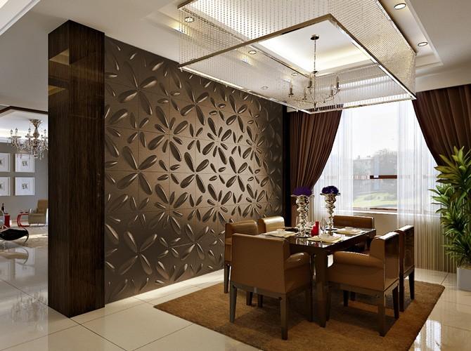 decorative panels 3d board ismd hannover. Black Bedroom Furniture Sets. Home Design Ideas
